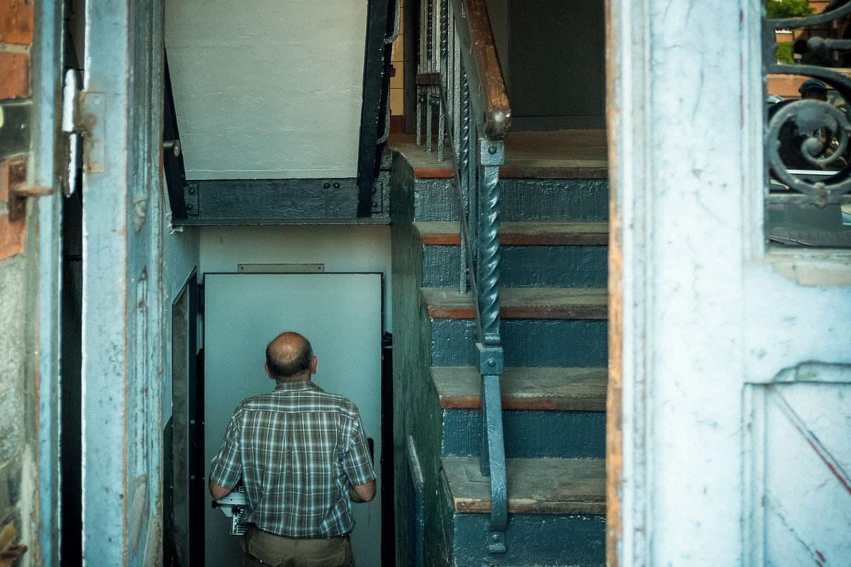 Der Mann im Keller